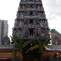 ... dieser hinduistische Tempel