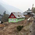 Das ist die kleine Ortschaft Naramag.