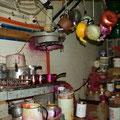 ...eine Kerzenfabrik...