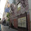 Ich bevorzuge jedoch Cafes und Restaurants in der Struters Lane