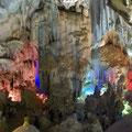 Diese riesige Tropfsteinhöhle hat man erst vor wenigen Jahren entdeckt.