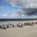 Erster Strandspaziergang.