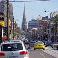 Eine andere meiner Lieblingsstrassen... die Brunswick Street...