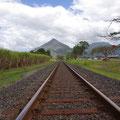 Die Walsh Pyramid... ich fahre diesmal allerdings nicht mit dem Zug...