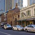 """... und ueber hundert Jahre alte Pubs im alten Stadtkern von Sydney """"The Rocks""""..."""