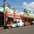 Die Hauptstrasse von Nimbin...