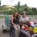 Und es waren 2 wunderschoene Tage auf der Farm... Leider ruft die Suedinsel!!!!!