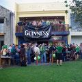 Das ist Queenstown an Mardi Gras...