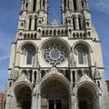 Die Kathedrale von Laon ist dann aber noch mal was Besonderes.