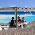 Warten auf die naechste Whale Shark Tour in Coral Bay... :-(