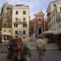 Korfu Stadt...