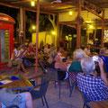 Ausgefallenes Interieur und Entertainment machen den Pub zu einer Legende...