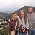 Mit Jason und Becci habe ich nicht nur den Ruci Pichincha erklommen...