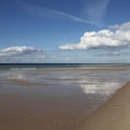Ein Strandspaziergang für die Seele.