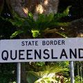 Zurueck in die Natur... Ich verlasse Queensland und befinde mich jetzt in New South Wales... bin euch ab jetzt also 10 Stunden voraus.