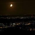 Mit dem Mond wirkt das alles schon fast unnatürlich.