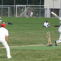 2012 SCA league final - Geneva XI Stars v Olten Cricket Club (9.9.2012)
