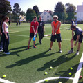 Introduction to cricket the University of St. Gallen (6.10.2012)