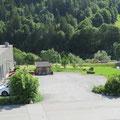 Kindschi, Schiers - Parkplatz