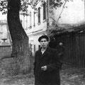 Мокров Н.А. во Владимире.1950 -е годы
