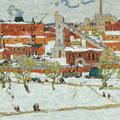 "Модоров Н.Н. ""Владимирский пейзаж"".1968 г.71х91, х. м."