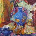 "Баранчук Н.Е. ""Кувшин без цветов"".2012. Холст,масло.87х67"
