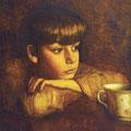 """Комаров А.А. """"Портрет сына""""."""