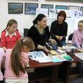 Варцава Р.М. мастер-класс в Центре ИЗО 2011