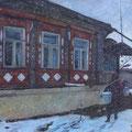 Ежкин А. А._Уходящий быт. 2019г. Х.,м. 130х90
