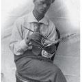 Ф. Модоров студент Академии художеств. 1917 г.