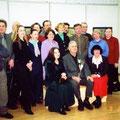 Антонов А.Т. На Персональной выставке 2002
