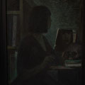 """Горностаева М.А. """"Автопортрет"""". 2017."""