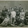 Золотов Е.А. фото Группа военных.