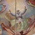 Черноглазова С.И. Реставрация росписи купола Свято-троицкой церкви город Орел.