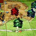 Carcassonne - Legespiel