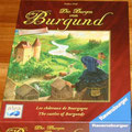 Burgen von Burgund