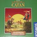 Fürsten von Catan 2. Erw. Goldene Zeiten