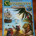 Carcassonne - Legespiel & selbes Thema