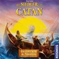 Siedler von Catan - Entdecker & Piraten
