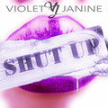 Shut up single cover
