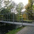 """""""Venedig"""" Erfurt, Brücke"""
