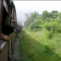 Sri Lanka Train ride