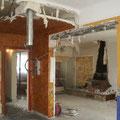 L'aménagement intérieur : le chantier