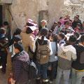 Besuch von Schülern aus Sidi bou Said und Takrouna