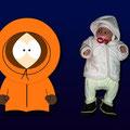 Vsaka podobnost z znanim animiranim likom je zgolj naključna! (Kenny)