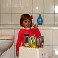 Evina trgovina v kopalnici
