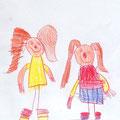 Eva (levo) in Michelle