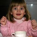 Eva je dobila norice (vodene koze) - 22.02.2012