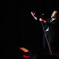 Oskar Brown beim NTN Comedy Festival