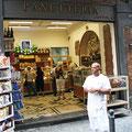 Scappa Napoli - le boulanger